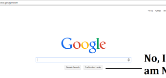 Is Google sexist? We say Yea. If you say Nay… listen to the audio interview
