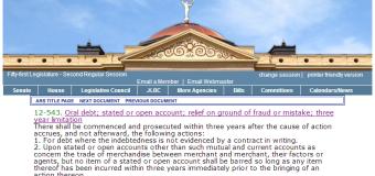 Statute of Limitations on Civil – credit cards in Arizona