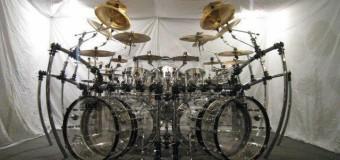 I'll wait – for a kick a** drum set too!